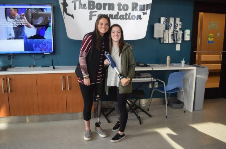 Meet Emma Graham, Recipient of The Born to Run Foundation's 2nd Donation