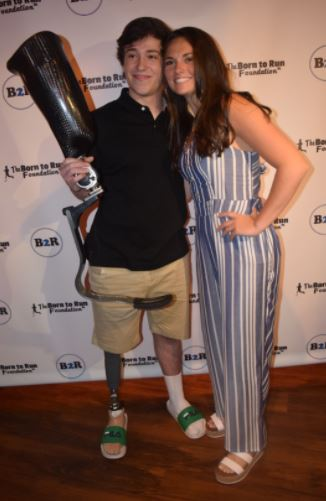 Meet Henry Tripp, Recipient of The Born to Run Foundation's 3rd Donation